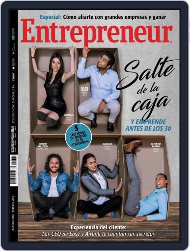 Entrepreneur En Español February 1st, 2018 Digital Back Issue Cover
