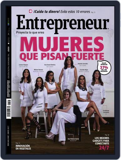 Entrepreneur En Español (Digital) May 1st, 2017 Issue Cover