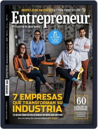 Entrepreneur En Español October 1st, 2016 Digital Back Issue Cover