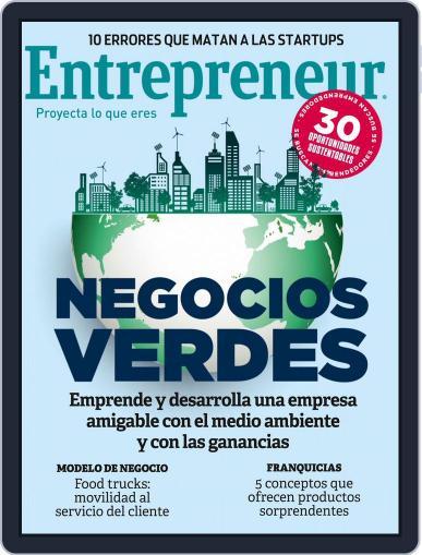Entrepreneur En Español April 1st, 2016 Digital Back Issue Cover