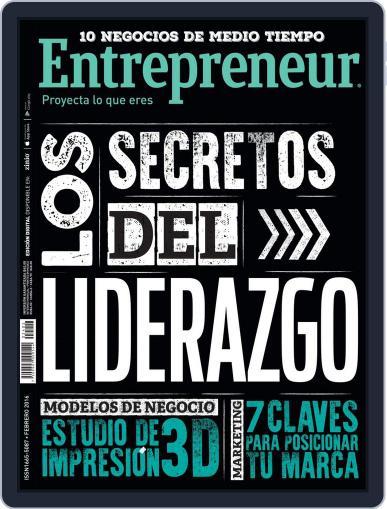 Entrepreneur En Español (Digital) February 1st, 2016 Issue Cover