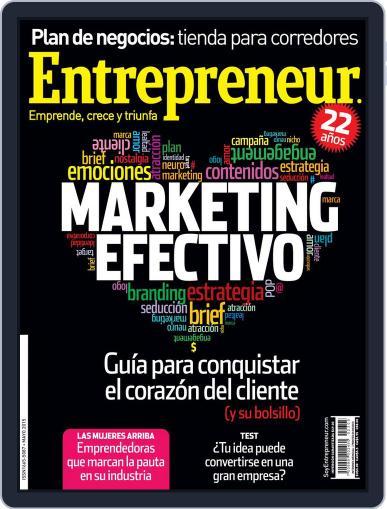 Entrepreneur En Español (Digital) May 1st, 2015 Issue Cover