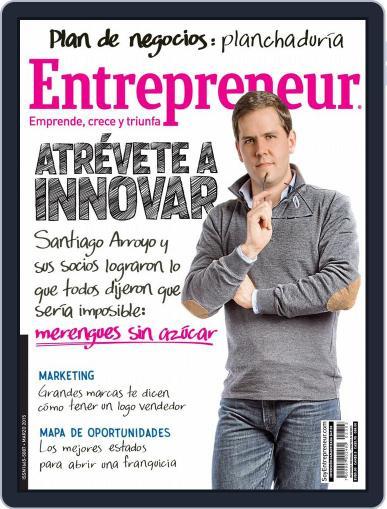 Entrepreneur En Español (Digital) March 2nd, 2015 Issue Cover
