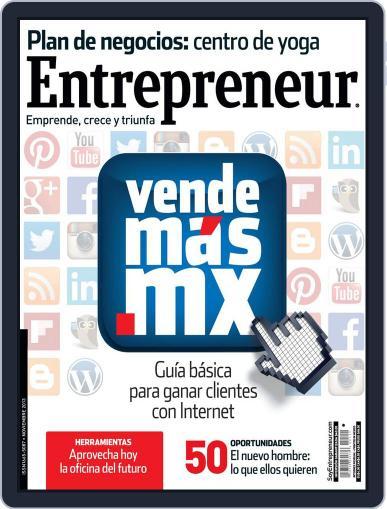 Entrepreneur En Español October 31st, 2013 Digital Back Issue Cover