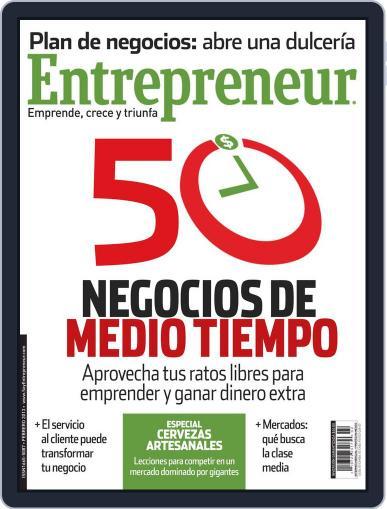 Entrepreneur En Español (Digital) February 3rd, 2013 Issue Cover