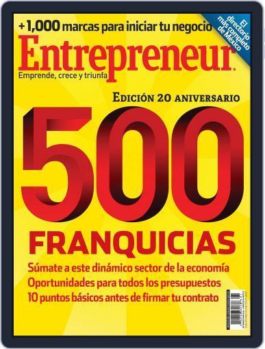 Entrepreneur En Español (Digital) January 3rd, 2013 Issue Cover