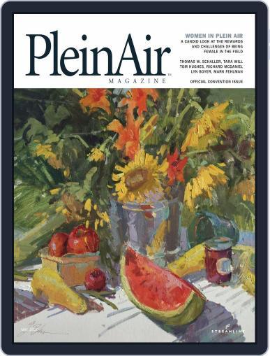 Pleinair (Digital) April 1st, 2020 Issue Cover