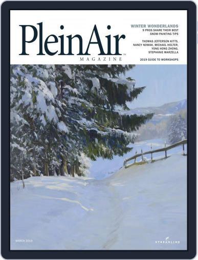 Pleinair (Digital) February 1st, 2019 Issue Cover