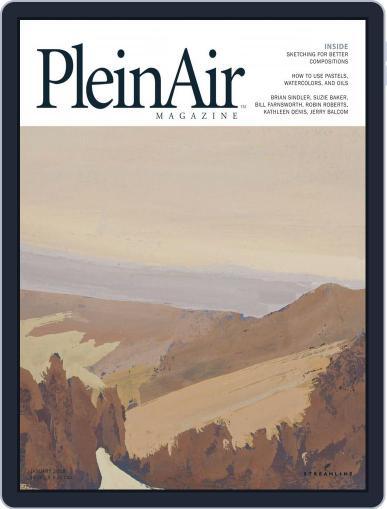 Pleinair (Digital) December 1st, 2017 Issue Cover