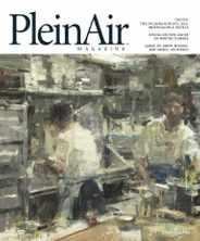 Pleinair (Digital) Subscription February 1st, 2015 Issue