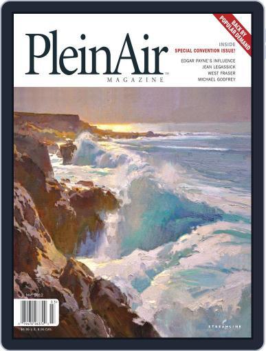 Pleinair (Digital) April 1st, 2012 Issue Cover