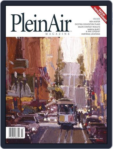 Pleinair (Digital) February 9th, 2012 Issue Cover