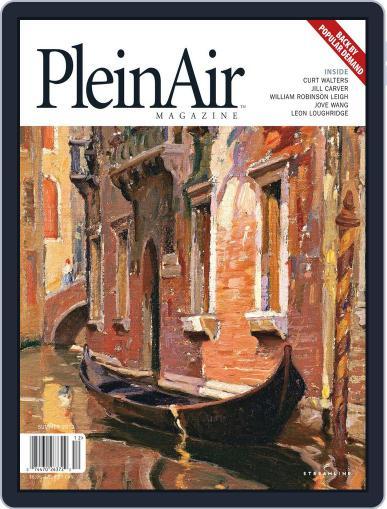 Pleinair (Digital) May 25th, 2011 Issue Cover