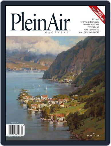 Pleinair (Digital) March 12th, 2011 Issue Cover
