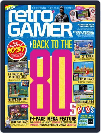 Retro Gamer (Digital) June 4th, 2020 Issue Cover