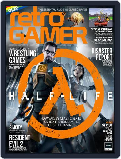 Retro Gamer (Digital) April 7th, 2020 Issue Cover