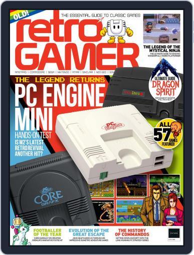 Retro Gamer (Digital) February 13th, 2020 Issue Cover