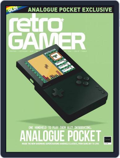 Retro Gamer (Digital) November 1st, 2019 Issue Cover