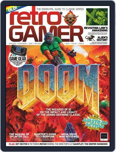 Retro Gamer (Digital) October 1st, 2019 Issue Cover