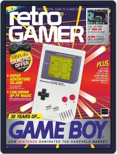 Retro Gamer July 1st, 2019 Digital Back Issue Cover