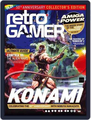 Retro Gamer (Digital) June 1st, 2019 Issue Cover