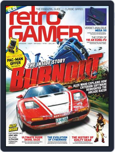 Retro Gamer May 1st, 2019 Digital Back Issue Cover