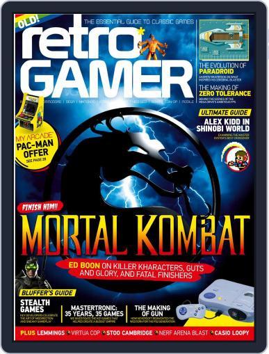 Retro Gamer (Digital) April 1st, 2019 Issue Cover