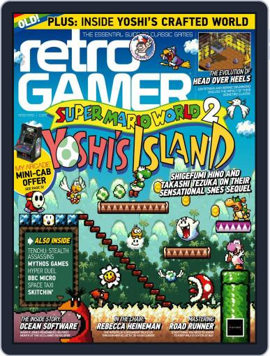 Retro Gamer (Digital) March 1st, 2019 Issue Cover
