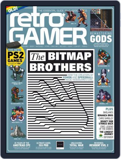 Retro Gamer (Digital) February 1st, 2019 Issue Cover
