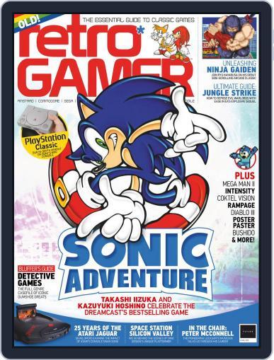 Retro Gamer (Digital) January 1st, 2019 Issue Cover