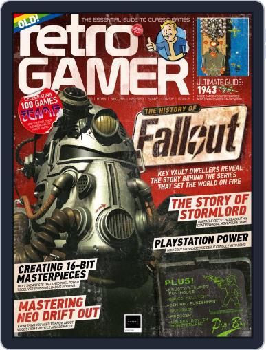 Retro Gamer (Digital) October 4th, 2018 Issue Cover