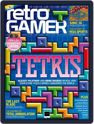 Retro Gamer (Digital) September 3rd, 2018 Issue Cover