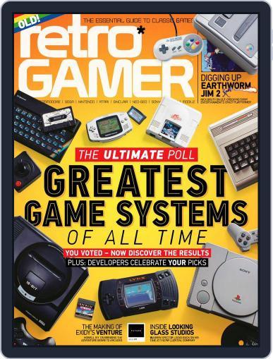 Retro Gamer (Digital) January 25th, 2018 Issue Cover