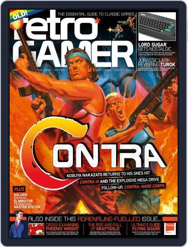 Retro Gamer (Digital) December 28th, 2017 Issue Cover