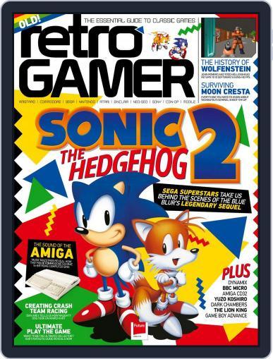 Retro Gamer (Digital) November 30th, 2017 Issue Cover