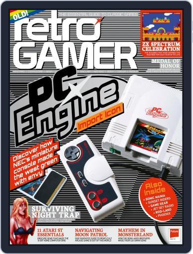 Retro Gamer (Digital) September 7th, 2017 Issue Cover
