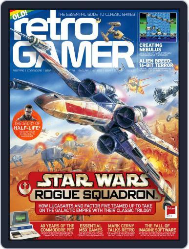 Retro Gamer (Digital) June 14th, 2017 Issue Cover