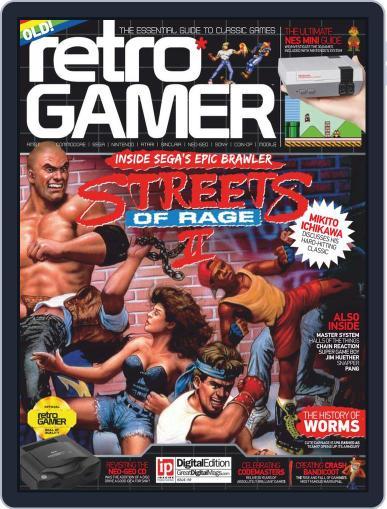 Retro Gamer (Digital) November 1st, 2016 Issue Cover