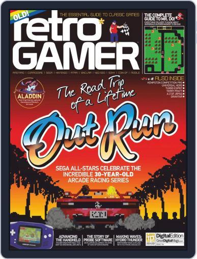 Retro Gamer (Digital) June 16th, 2016 Issue Cover