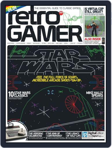 Retro Gamer (Digital) January 1st, 2016 Issue Cover