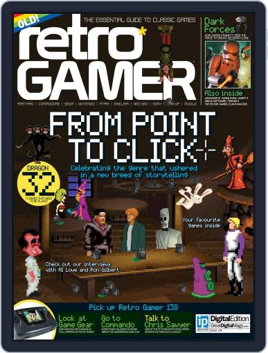 Retro Gamer (Digital) February 4th, 2015 Issue Cover
