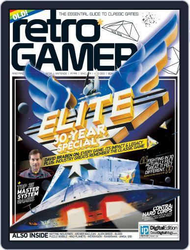 Retro Gamer December 3rd, 2014 Digital Back Issue Cover