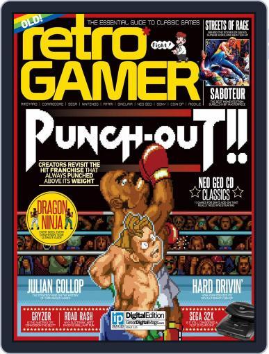 Retro Gamer (Digital) September 10th, 2014 Issue Cover