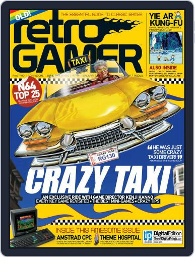 Retro Gamer (Digital) June 18th, 2014 Issue Cover