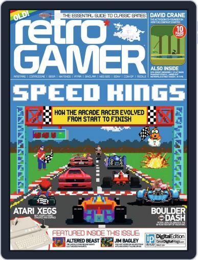 Retro Gamer (Digital) January 8th, 2014 Issue Cover