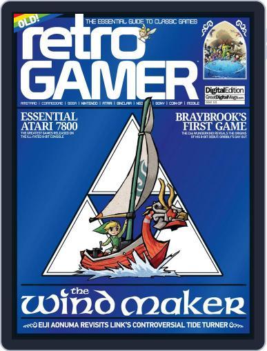 Retro Gamer October 9th, 2013 Digital Back Issue Cover