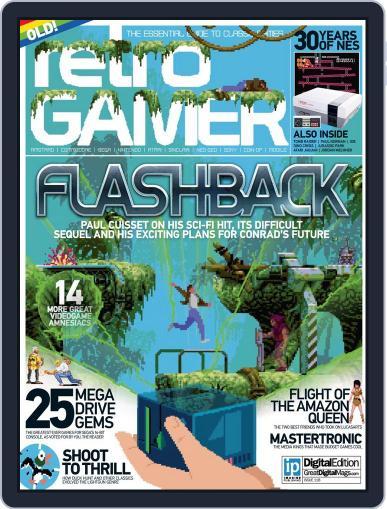 Retro Gamer (Digital) July 17th, 2013 Issue Cover