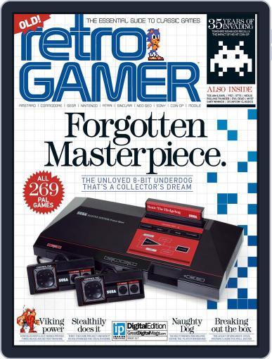 Retro Gamer June 19th, 2013 Digital Back Issue Cover
