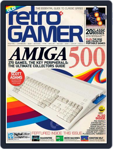 Retro Gamer (Digital) February 28th, 2013 Issue Cover