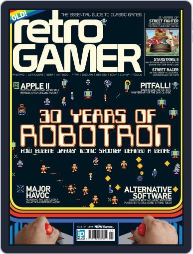 Retro Gamer (Digital) September 12th, 2012 Issue Cover